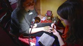 henna with Alexa